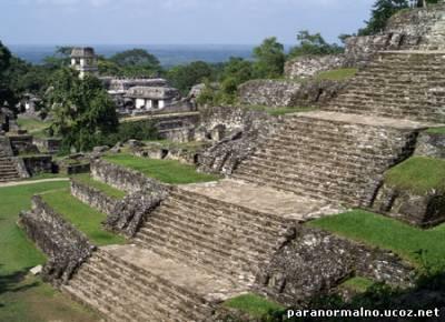 Комплекс пирамид Майа